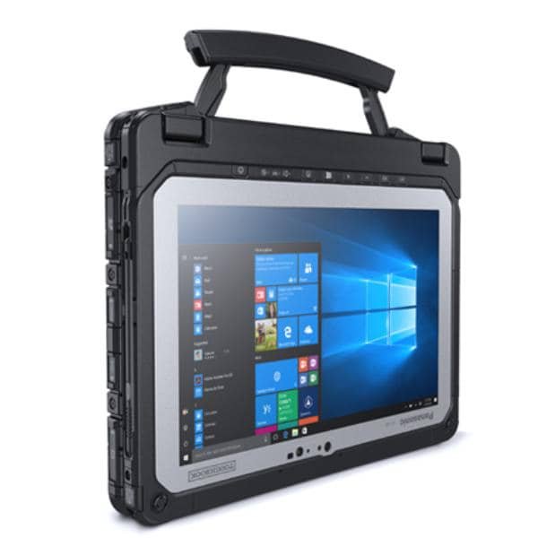 "Panasonic Toughbook CF-20 (10.1"" Detachable) Mk2 with 4G (Band28), 30 Point Satellite GPS, 256GB SSD, 8GB Ram"