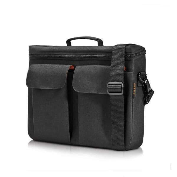 "Everki EKF875 Ruggedised EVA Laptop Briefcase, 13.3"" to 14""."