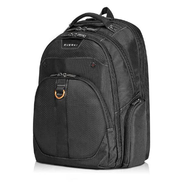 EVERKI Atlas Checkpoint Friendly Laptop Backpack, 11-Inch to 15.6-Inch Adaptable Compartment EKP121S15