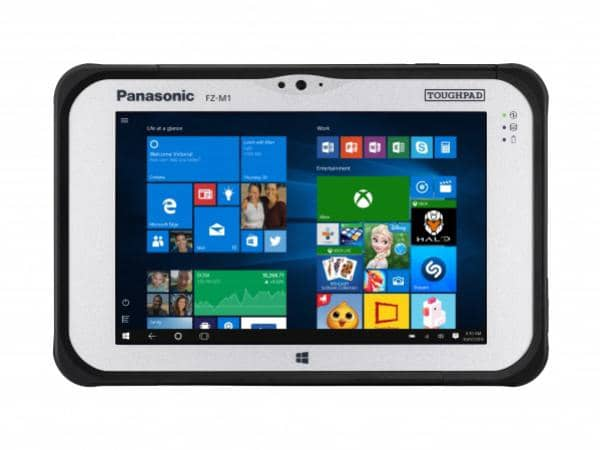 "Panasonic Toughpad FZ-M1 (7.0"") Mk3 with 4GB Ram & 4G (inc.12 Point Satellite GPS)"