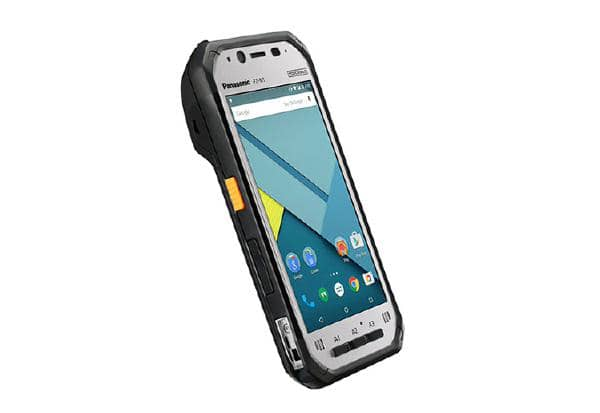 Panasonic Toughpad FZ-N1 (4.7') Mk1 with 4G, 12 Point Satellite GPS & Barcode Reader (Android 5.1.1 - Upgradable to 6.0)