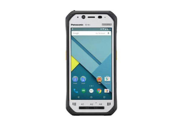 Panasonic Toughpad FZ-N1 (4.7') Mk2 with 4G, 12 Point Satellite GPS, Barcode Reader & Large Battery (Android 8.1)