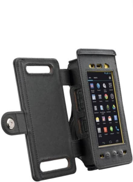 "Panasonic Toughpad FZ-X1 (5"") Mk1 with 4G, 12 Point Satellite GPS, Barcode Reader & Handstrap (ATEX Model)"