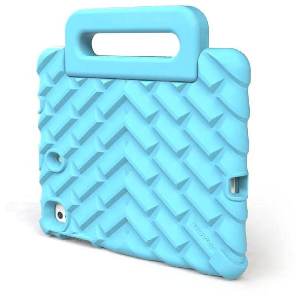 Gumdrop FoamTech for iPad Mini 5 2019 Case BLUE (1,2,3,4) - Designed for: Apple iPad Mini 1, 2, 3, 4, 5  (A1538, A1550, A2133, A2124, A2126, A2125)