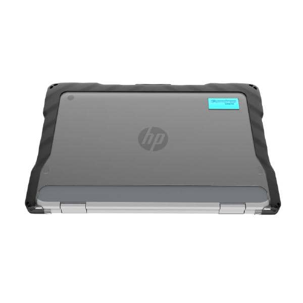 Gumdrop DropTech HP Chromebook x360 11 G2 EE Case - Designed for: HP Chromebook x360 11 G2 EE