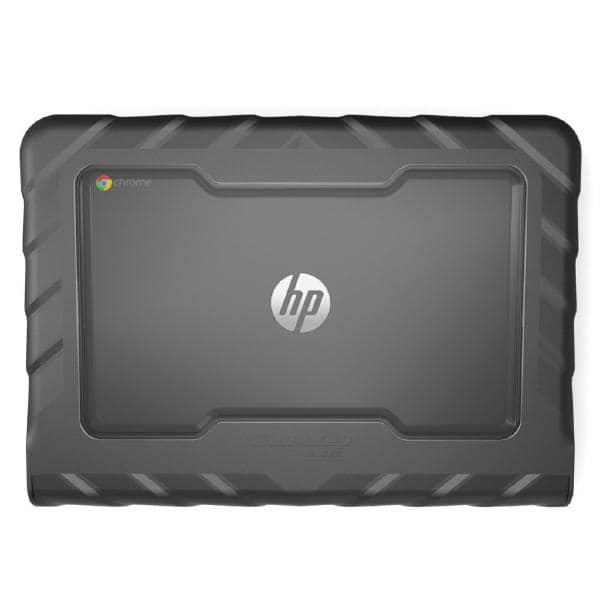 "Gumdrop DropTech HP Chromebook 11"" G5 Case - Designed for: HP Chromebook 11 G5 (VPN: X8Y04AA)"