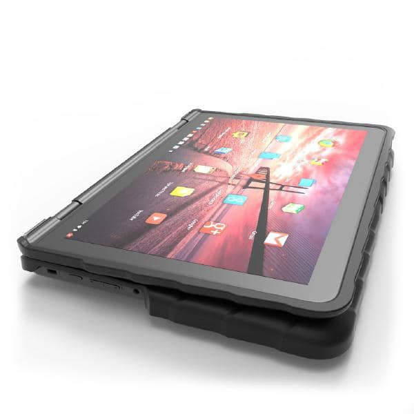 Gumdrop DropTech Lenovo 300E Chromebook case - Designed for: Lenovo 300E (VPN: 81H0000MAU)