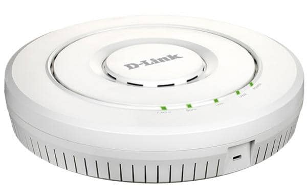 D-Link Unified Wireless AC2600 4x4 Wave 2 Dual Band PoE Access Point for DWC-1000, DWC-2000