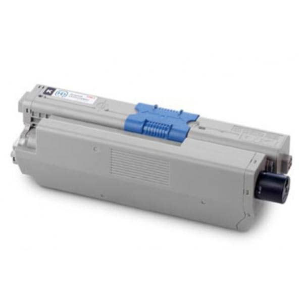 OKI Toner Cartridge Yellow for C610; 6,000 Pages @ 5% Coverage