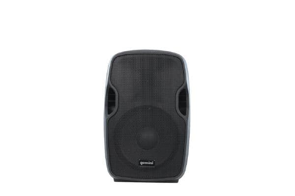 "Gemini AS-12TOGO Portable PA speaker system (12"" Active battery-powered loudspeaker 
