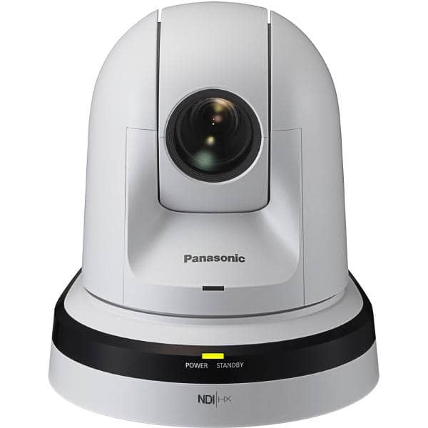 Panasonic AW-HE40SWEJ9 Integrated Full HD, SDI Camera (White)