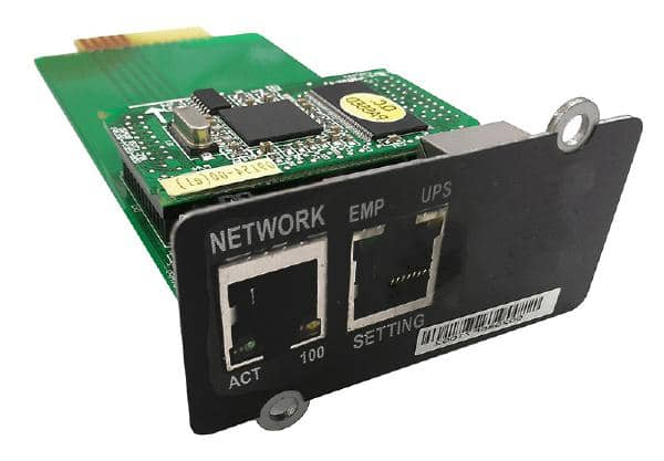 ION F16, F18 SNMP/Web Adaptor (Can have optional F-EMP sensor)
