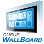 PBXact Queue WallBoard PBXact 40