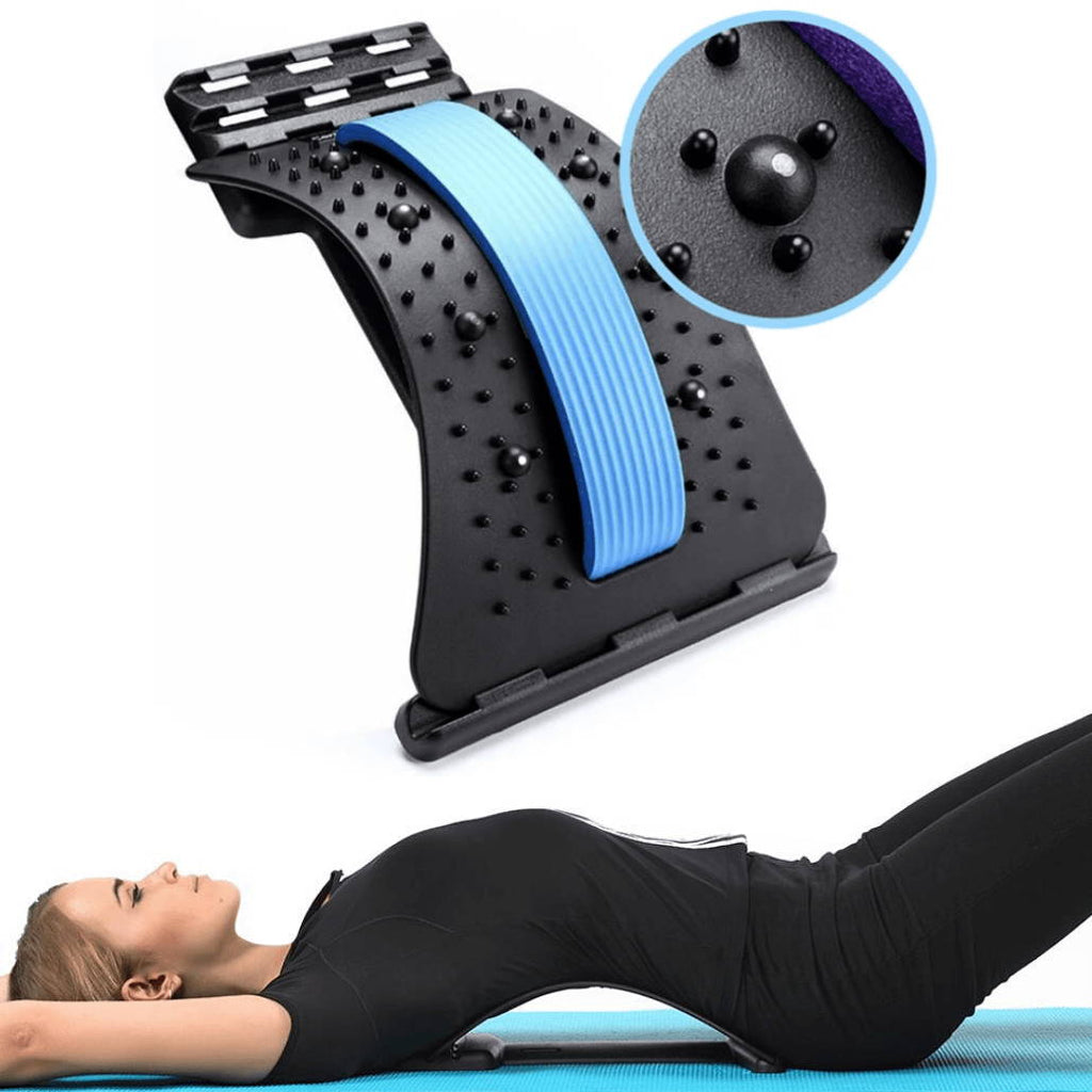 Spinal Curve™ Magnetic Back Stretcher - The Urban Pride