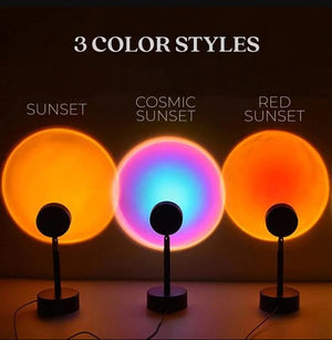 Galaxy Vibes™ Sunset Lamp