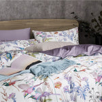 Floral Blossom Egyptian Soft Cotton Duvet Cover Set (4/6 Pieces) - The Urban Pride