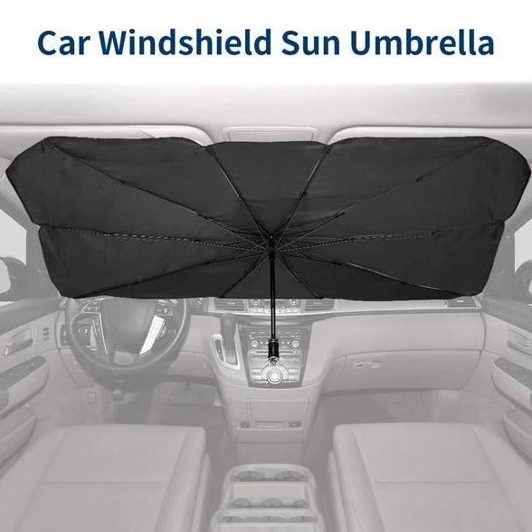 Foldable Car Sun Umbrella - The Urban Pride