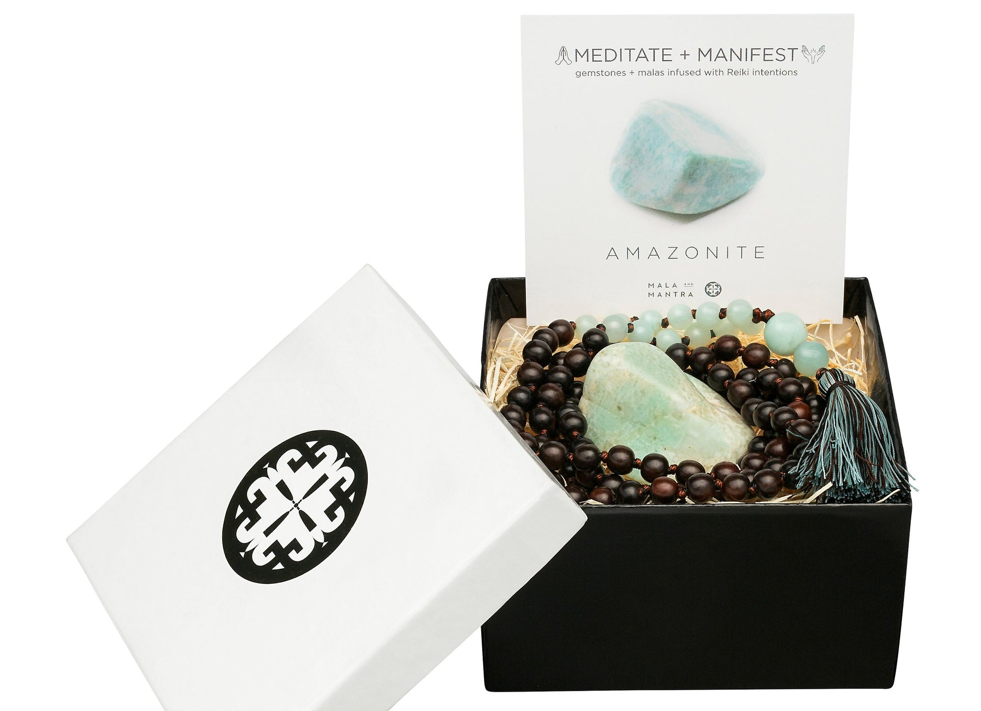 GEMSTONE GIFT BOXES + SETS