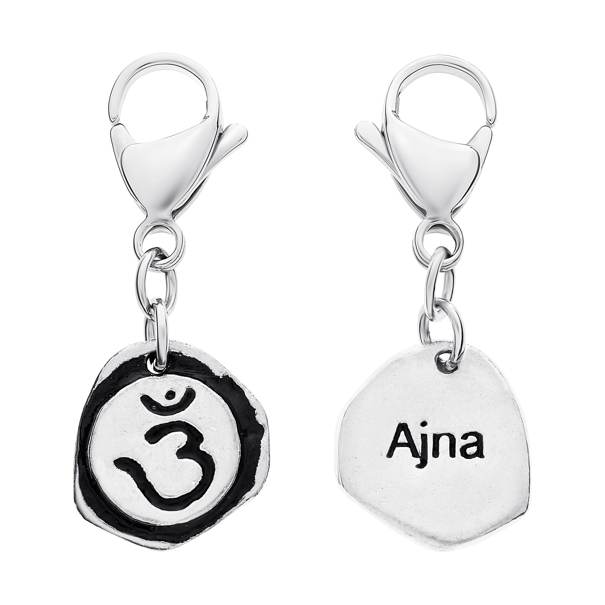 THIRD EYE CHAKRA: Detachable Ajna charm
