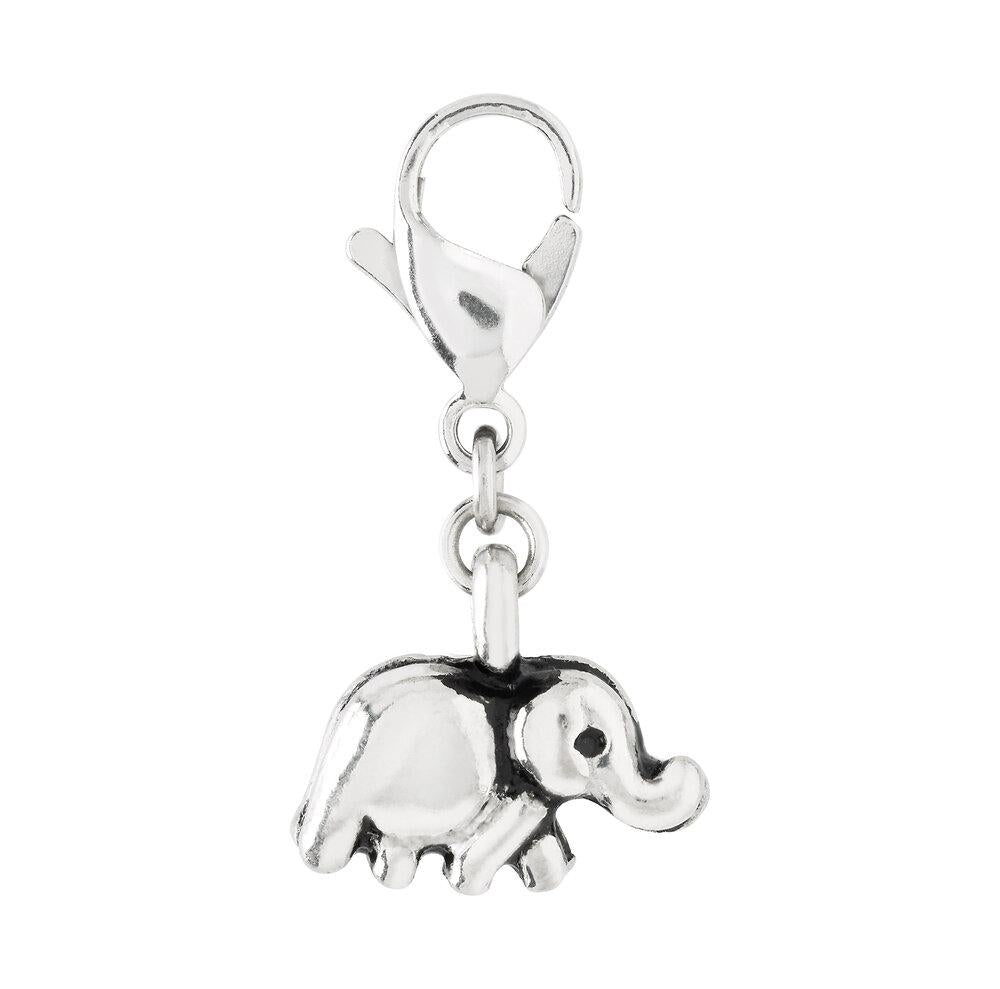 Detachable Elephant Charm - malaandmantra