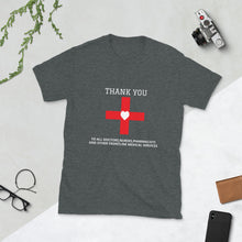 Load image into Gallery viewer, Thank You Doctors ,Nurses Shirt