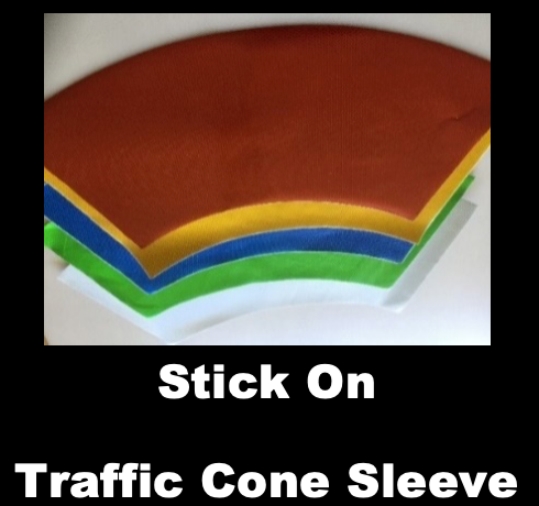 Traffic Cone Sleeves