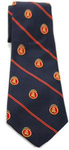 Adam Smith Navy Necktie (XL)