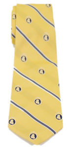 Adam Smith Golden Yellow Necktie