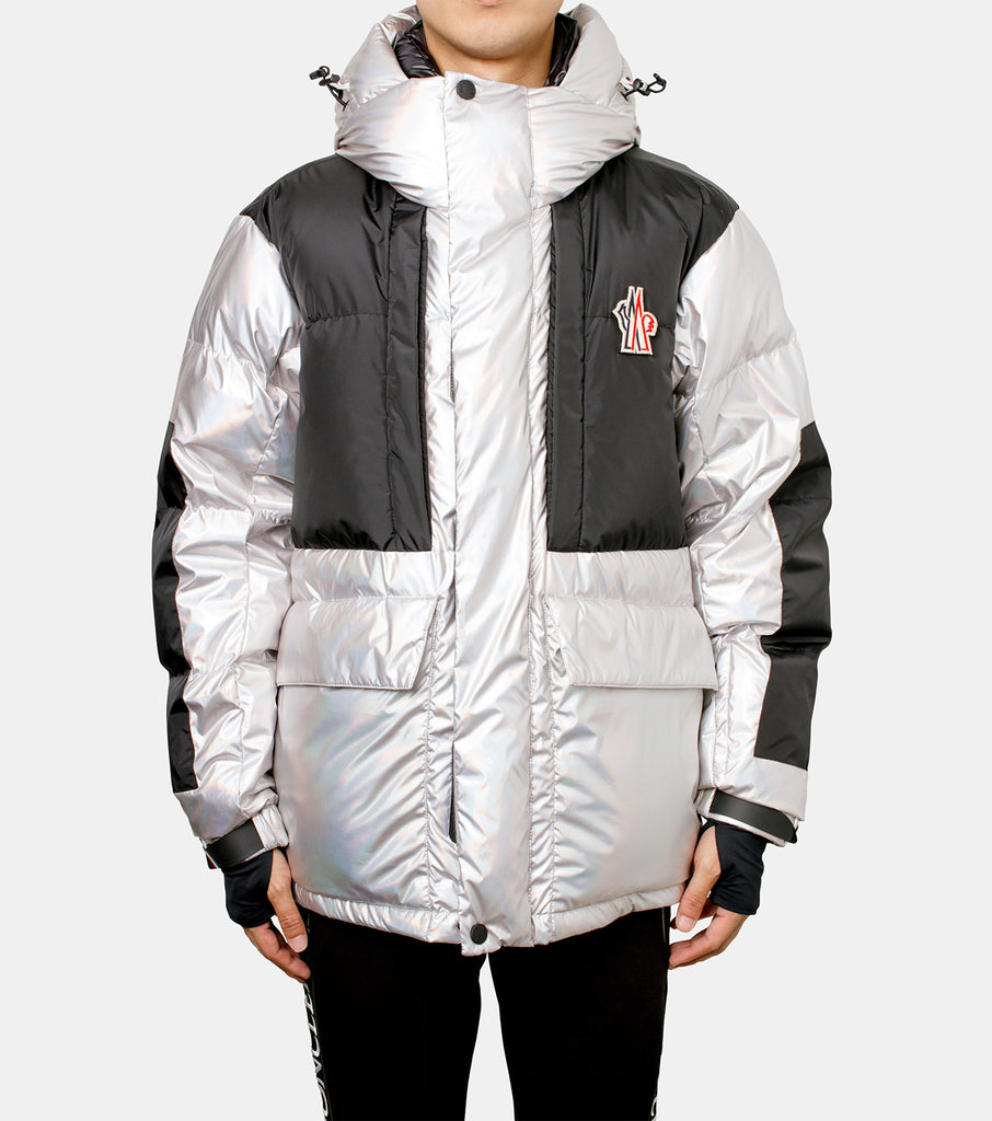 Bicolor Down Jacket