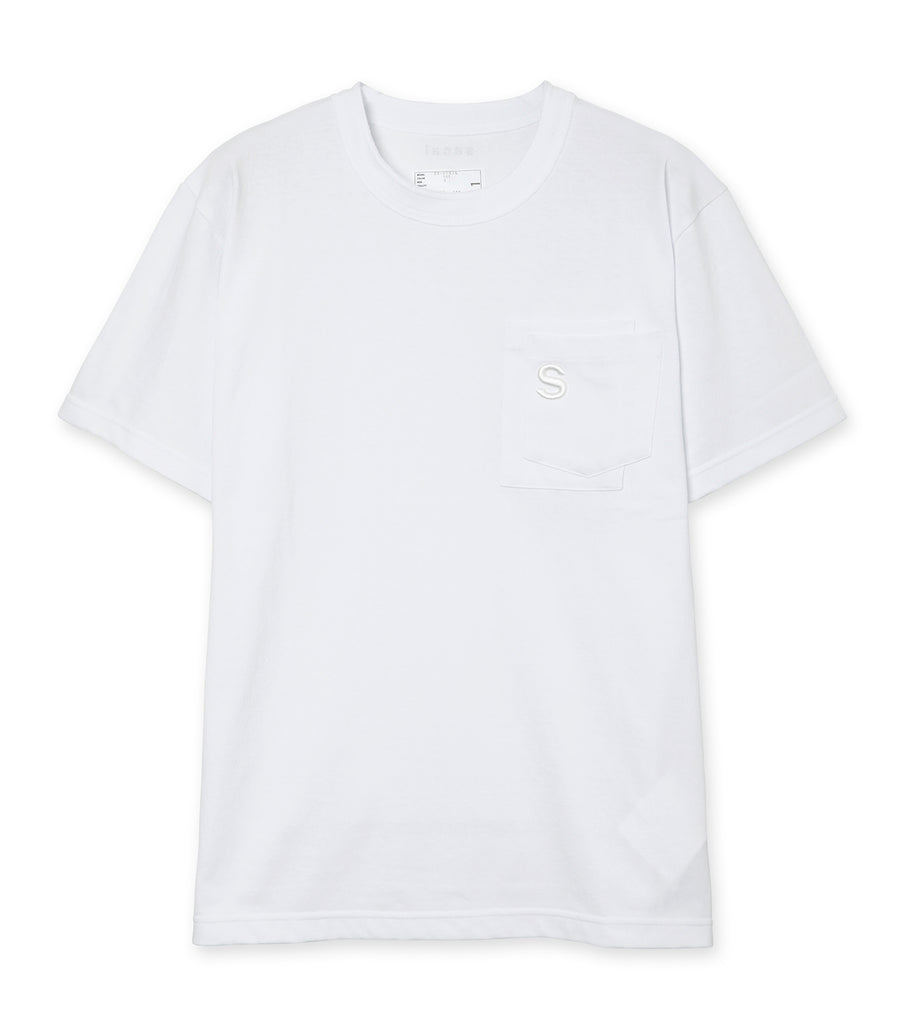 S Embroidery T-shirt