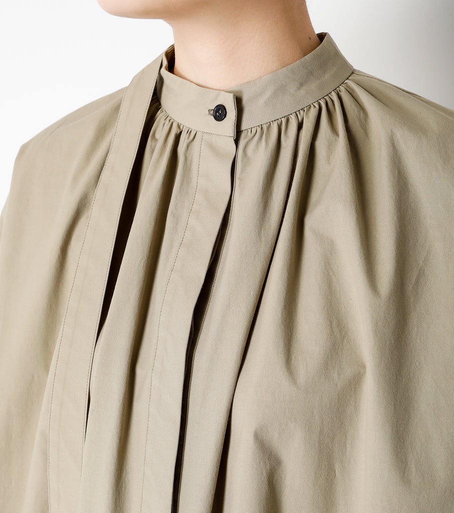Buffant Sleeve Shirt