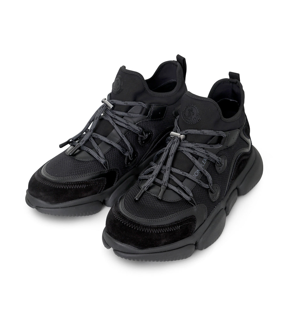 THE LACED BUBBLE LOW TOP SNEAKERS