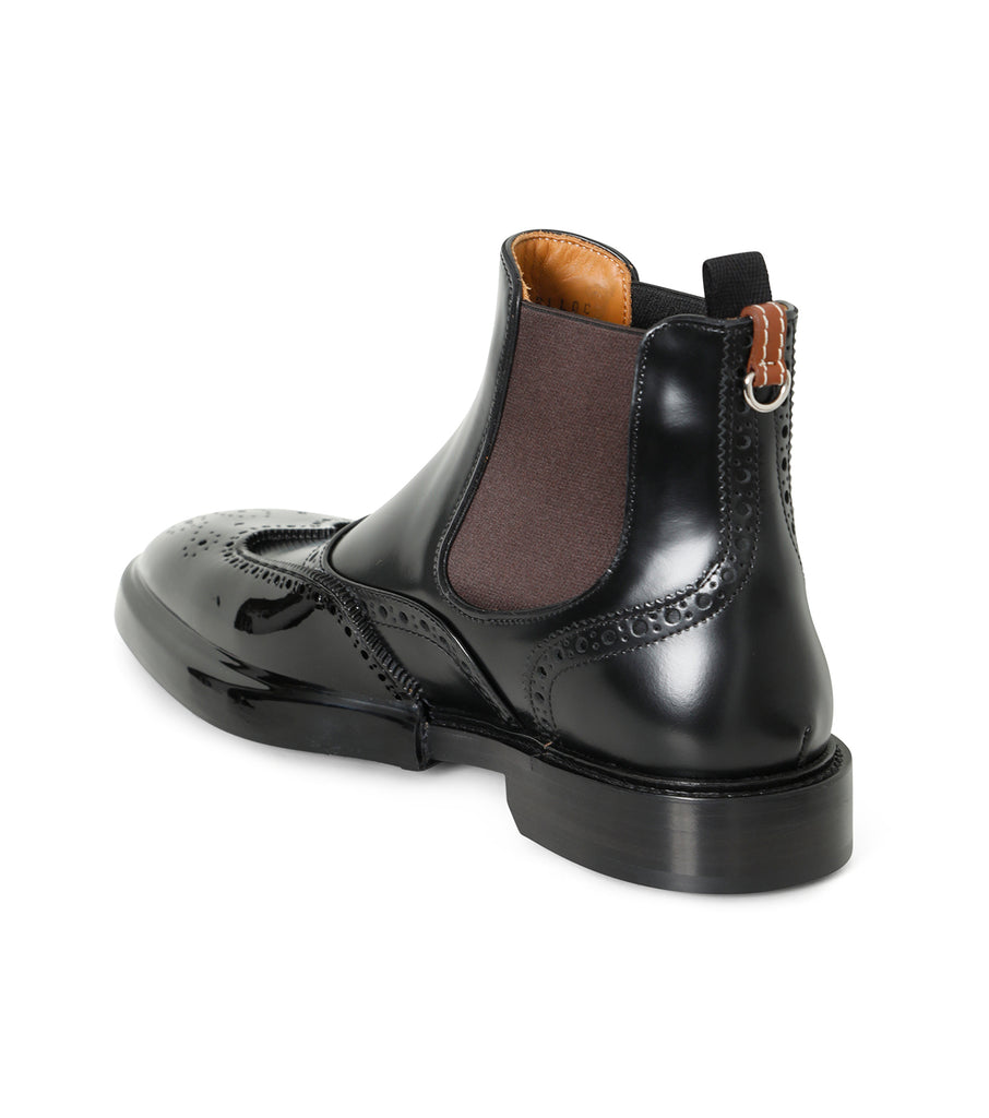 BROGUE RUBBER BOOTS