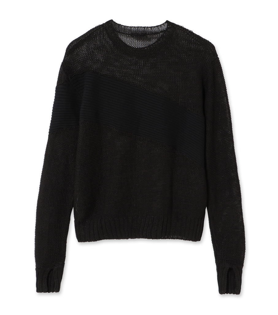 Bicolor Sweater