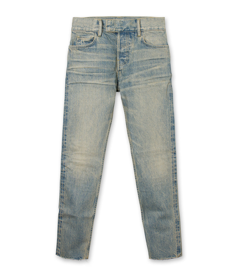 x Ermenegildo Zegna DENIM TROUSERS