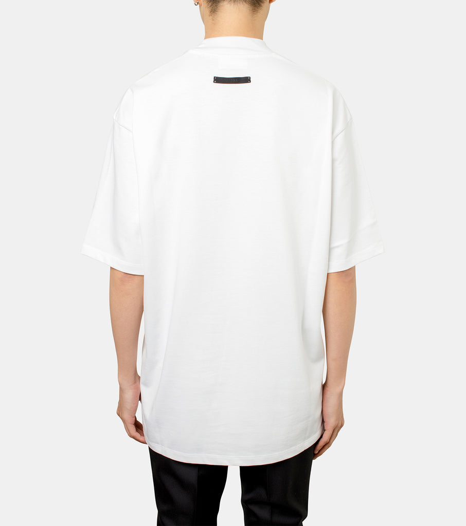 OVERSIZED SHORT SLEEVE T SHIRT
