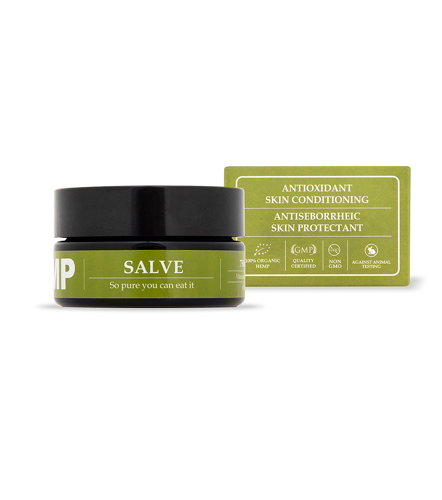 Hemp Salve 750mg CBD