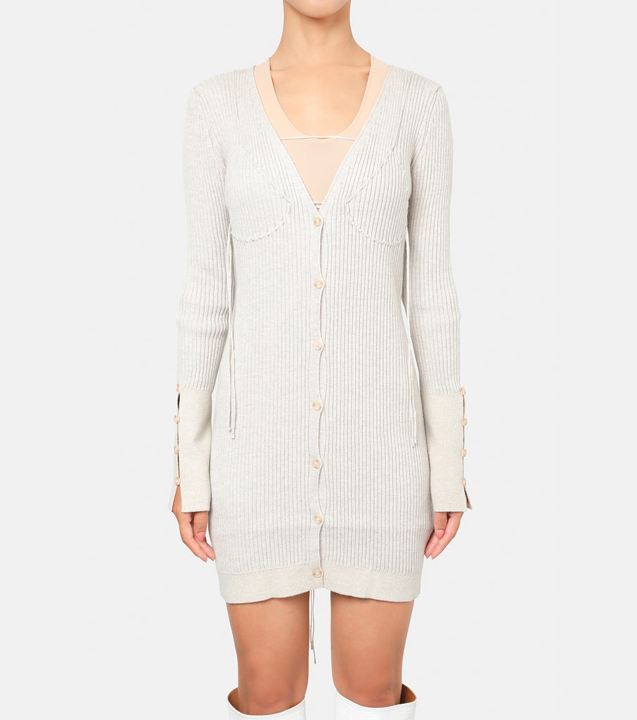 Le Cardigan Lauris Rib