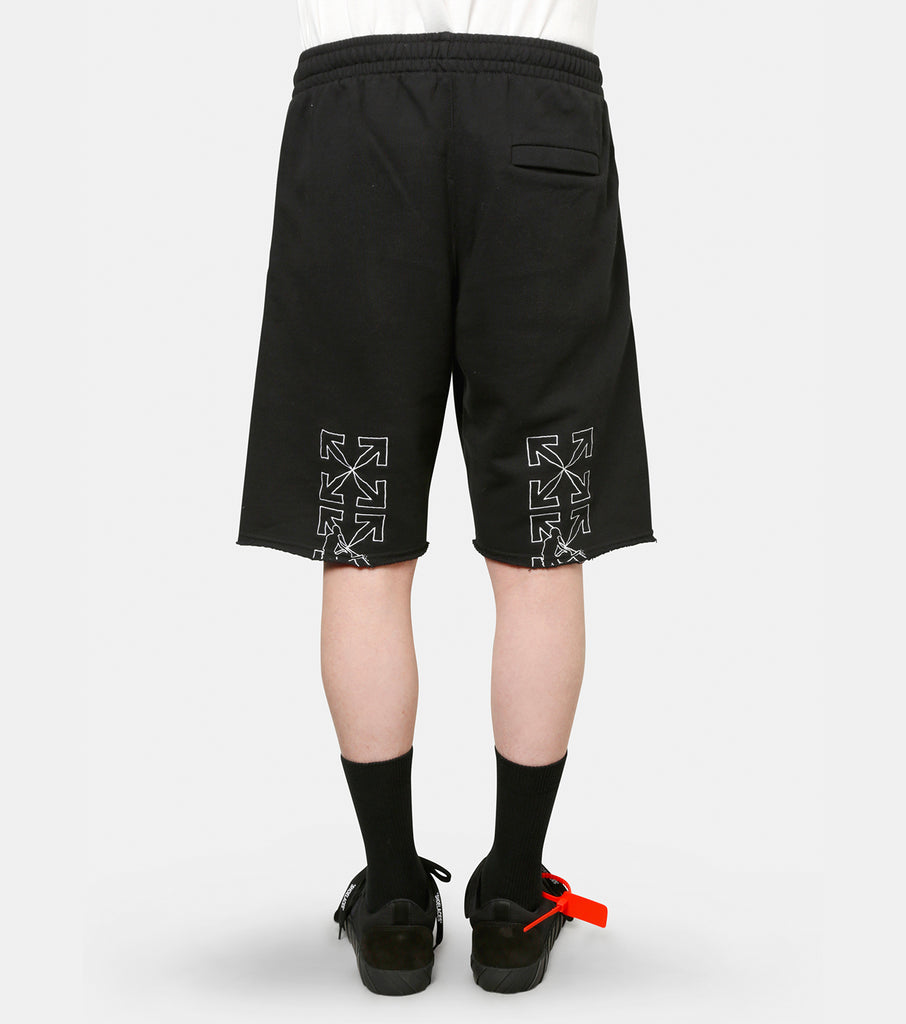 CHAINSAW WORKER SWEATSHORTS
