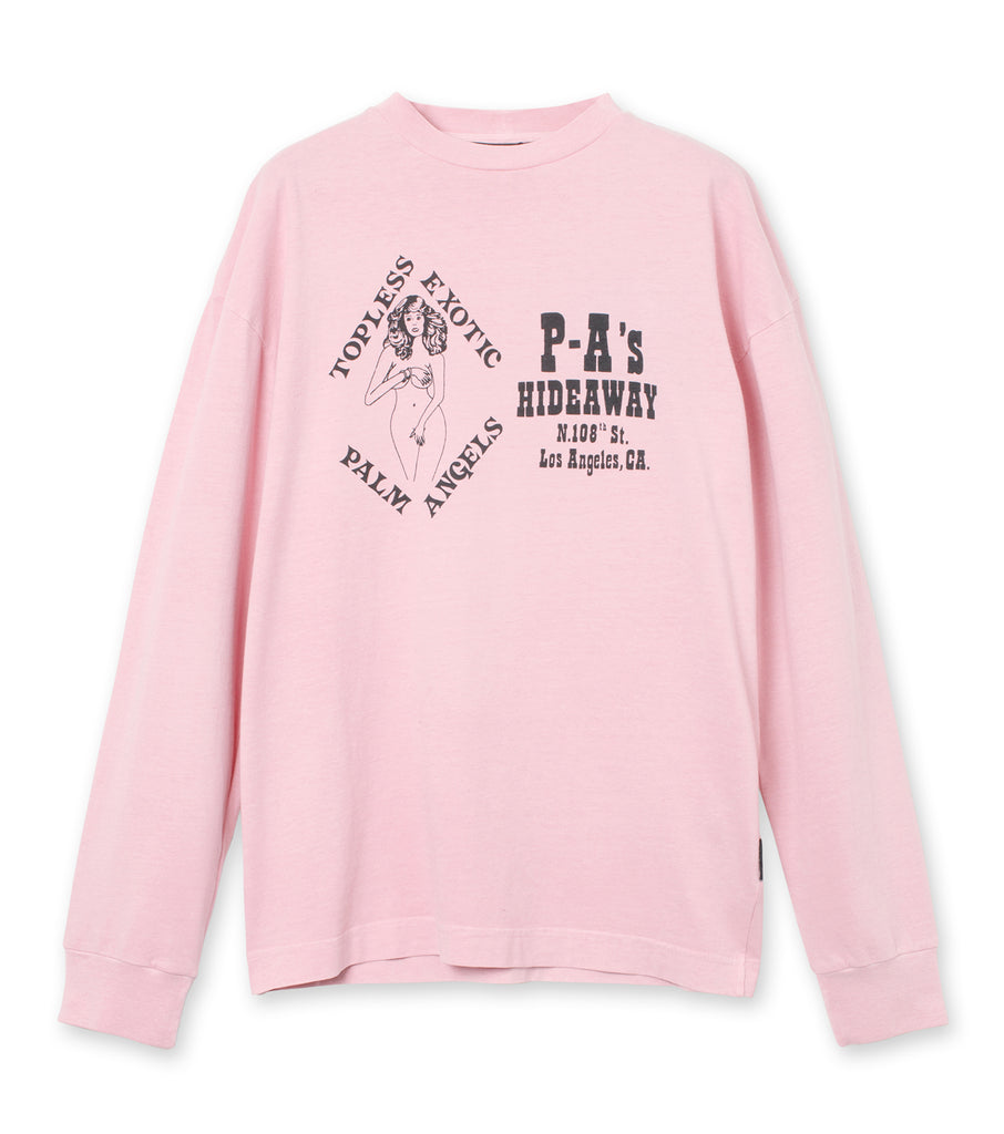 GD EXOTIC CLUB TEE L/S