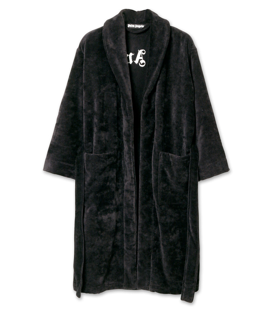 PALM ANGELS BATHROBE