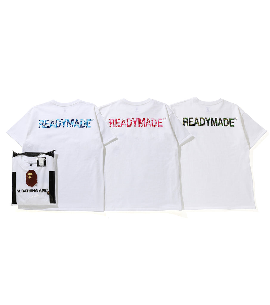 APExREADYMADE 3PC TEES