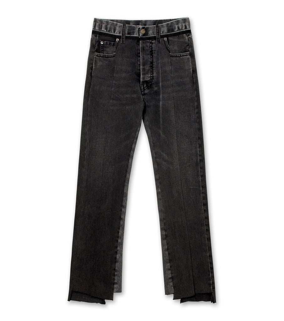 Black Denim Reworked