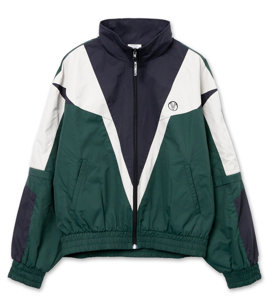 ZIP OFF TRACKSUIT JACKET