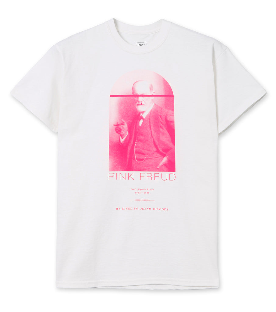 PINK FREUD T-SHIRT 2 by TURTLEHEADS