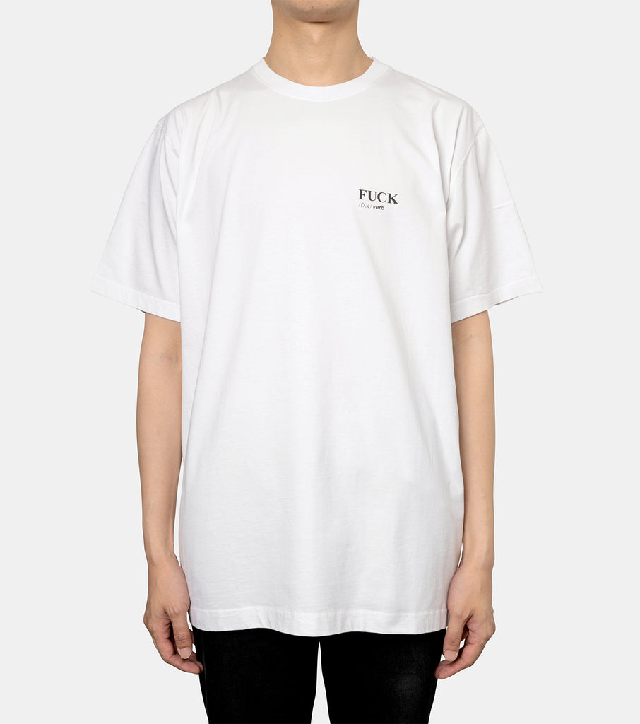 FUCK DEFINITION T-SHIRT R