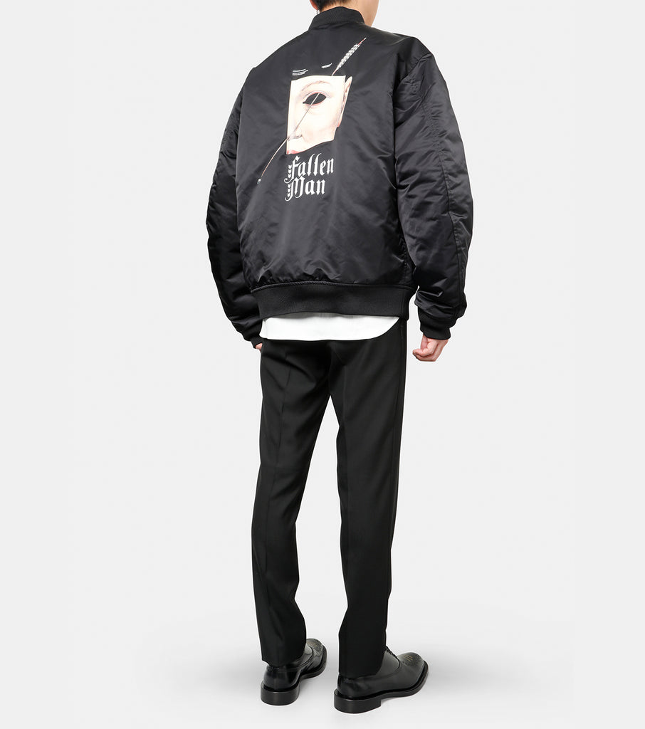 Reversible MA-1 Jacket Fallen Man