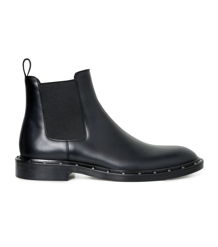 CHELSEA BOOTS with STUDS