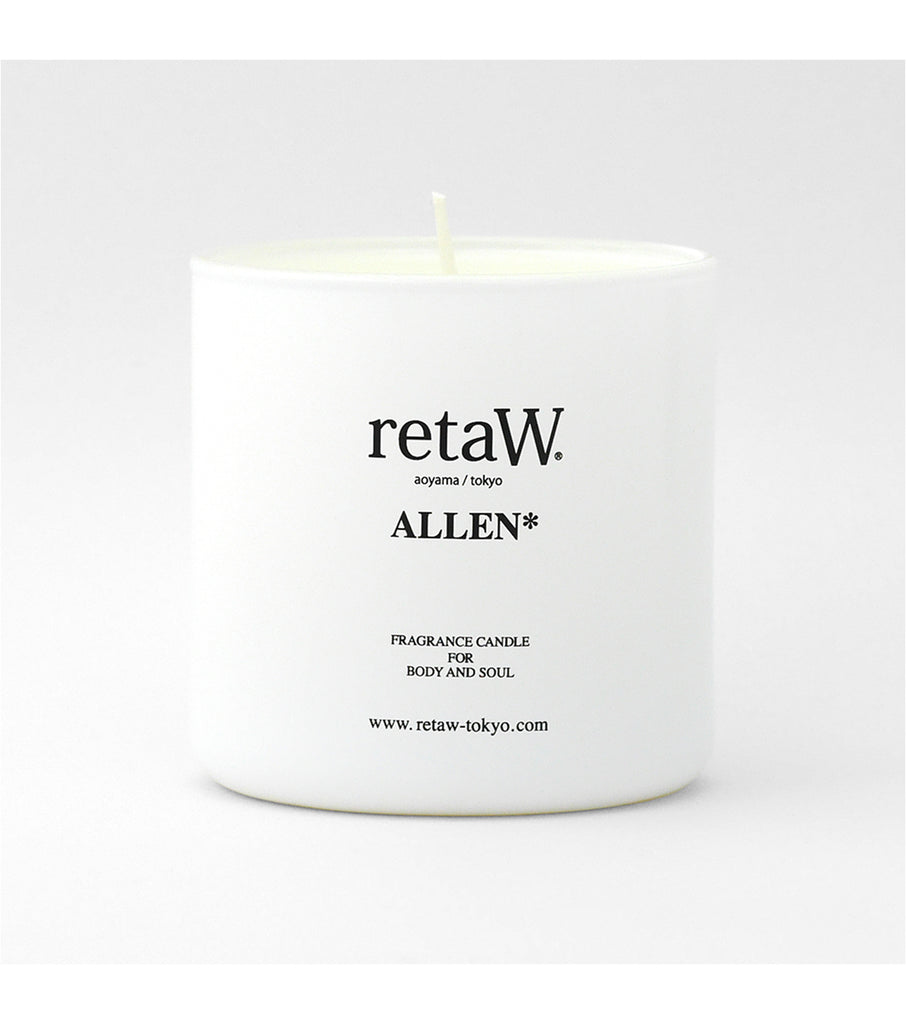 Candle ALLEN (WHITE)
