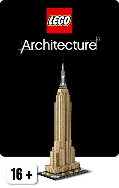 LEGO Architecture | McGreevy's Toys Direct
